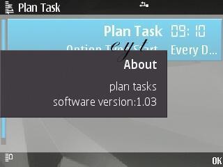 plan task